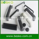 china factory custom plastic knob flexible black ABS plastic handle                                                                         Quality Choice