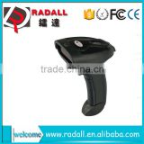 Long Distance Mobile Small USB Wireless Barcode Scanner For Industrial and business with laser module