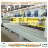 1200-1650mm Work width calibrating machine for quartz stone slab/marble slab thickness machine