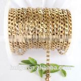 INquiry about Yiwu Fashion Cheap Necklace Raw Brass Chains