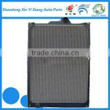 freightliner truck parts DONG FENG truck aluminium plastic radiator in china