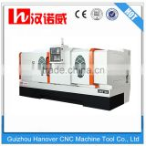 CK6163 CNC Lathe machine with 4 position tool post and 10'' chuck(optional hydraulic) and high precision CNC lathe