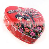 heart shaped metal tin box,heart shape tin boxes for chocolate,food tin can making machinery