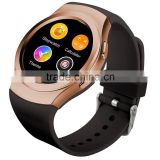 NO.1 G3 Bluetooth 4.0 Smart Watch Phone MTK2502 SIM GPRS Smartwatch Heart Rate Monitor Fitness Tracker Call SMS Reminder
