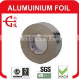 aluminium foil tape for packaging/buildig/air conditioning duct working manufacture in China