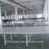 Industrial Cloth Cutting Table With Standard Thickness of 2.5cm MDF(Medium Density Fibre Board)
