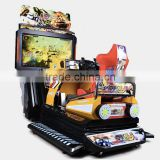 2016 Nice Dedicated Sinoarcade Sky Trooper Indoor Full Size Coin-op Sitdown Deluxe Air Attack for Adults Simulation Game Machine