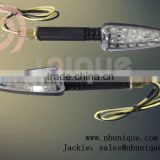 Long triangle motorcycle turn signal light bulbs,hight quality,factory price,wholesale available
