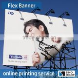 High Quality Waterproof Custome Size Vinyl PVC Banner Advertising Banner Outdoor Flex Banner