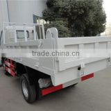 Foton mini tipper dump truck left hand drive small tipper