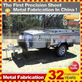 Kindle 2014 Guangdong Professional heavy duty Foldable boat trailers