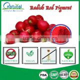 Food Color Natural Radish Red Pigment