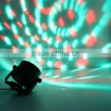 Mini RGB LED Crystal Magic Ball Stage Effect Lighting Lamp Bulb Party Disco Club DJ Light Show quick shipping