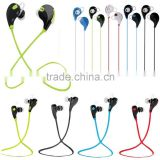 New Product Top Selling China Factory qy7 bluetooth earphone for Apple iPhone 5 5S 6 6S Plus Mobile