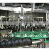 SXHF high efficiency Monoblock beer rinser filler capper 3 in 1 machine, beer 3 in 1 machine, beverage machine