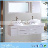 Modern waterproof bathroom furniture with basin                                                                         Quality Choice