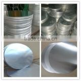 1060 DC high quality Aluminium Circles for cookware and traffic signs