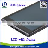 Original LCD Touch Screen Digitizer ,LCD Dispaly Repair Part for Nokia Lumia 925 with frame Replacement