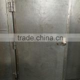 Fire Wall with Fire Resisting Doors, Up to 4 Hours, Blast Wall with Blast Resistant Door