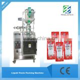 High Performace automatic tomato sauce ketchup sachet packing machine                                                                         Quality Choice