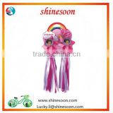 Colorful bicycle streamers/ bike accessories for kids bike