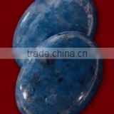 Denin Lapis Lazuli oval cabs-loose gemstone and semi precious stone cabochon beads for jewelry components
