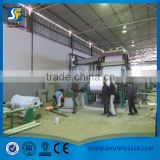 1092mm 2T/D toilet paper making machine(fully production line)
