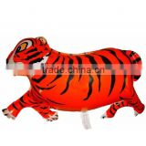 big tiger mylar balloon custom aluminium foil balloon 76*50cm