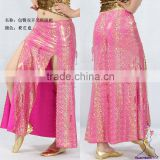 SWEGAL New arrival sexy chiffon belly dance skirt