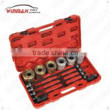 WINMAX UNIVERSAL PRESS AND PULL SLEEVE KIT REMOVE INSTALL BUSHES BEARINGS GARAGE TOOL AUTO REPAIR TOOL WT04803