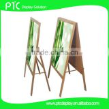 Bamboo poster frames, A board