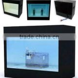 NEW !!! LOWEST PRICE!!! 12-46 inch Transparent Video Display, Clear View Transparent LCD ,transparent screen,hollow
