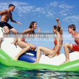 lake inflatable water toys,floating water games,inflatable water park games for adults