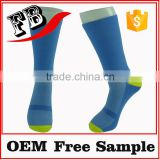 custom cycling socks breathable OEM socks compression mens athletic bike socks