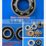 carbon steel used for motor ball bearing 6201/ 6202/ 6204/6203/6003 china manufacture cheaper bearing