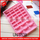 2013 Hot selling fondant craft maker/silicone molds for fondant cake decoration silicone molds for christmas ornaments UN-0538
