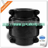 cast iron big pipe clamp OEM China aluminum die casting foundry sand casting foundry iron casting foundry