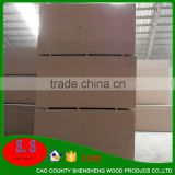 china panels core particle board/chipboard for door price for kitchen cabinet color combinations