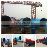 Factory sale wood sawdust rotary drum rotary dryer/wood chips rotary dryer/rotary dryer price