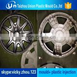oem custom motorcycle trunk plastic mould auto part plastic injection product