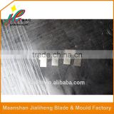 New design machine squeegee rubber blade for cutting soft foam