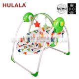 Canopy And Cot Bed With Mosquito Net Baby Electric Swing