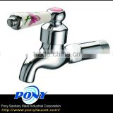 High Quality Taiwan made kitchen brass mounted wall mixer faucet tap