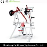 Iso-lateral DY row machine hammer strength gym machine