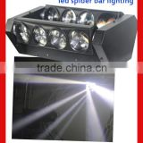 New arrival !!professional dj/disco/night club stage light 8pcs 4in1 led moving sharp beam