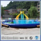 2015 hot sale water cannon for water park for kids
