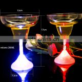 LED Flashing cocktail Glasses