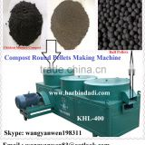 KHL-400 bat guano organic fertilizer granule machine