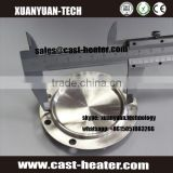 Electric kettle heating parts