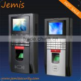 High performance time attendance 2.4'' colorful TFT screen biometric fingerprint reader price